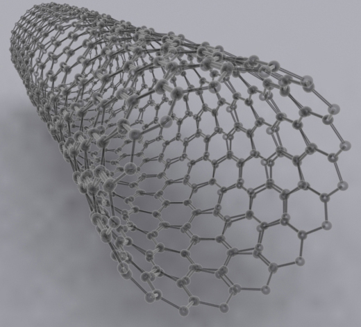 Carbon nanotube visualization